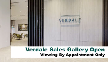 Verdale View Showflat Singapore